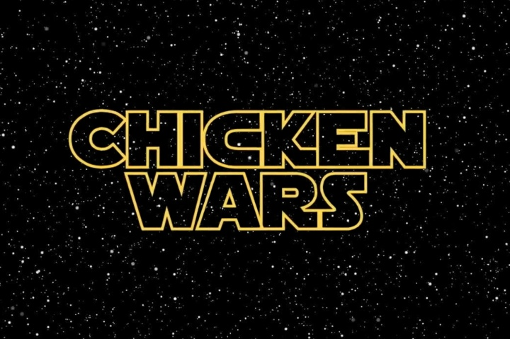 Chicken Wars: A Clucking Mess