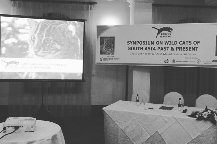 Symposium On The Wild Cats Of South Asia