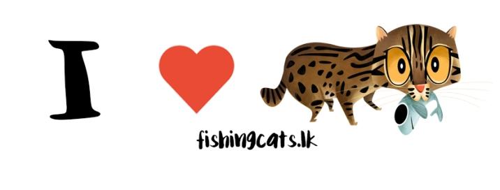 I <3 fishing cat cover photo